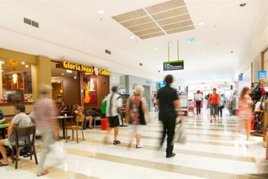 Ballina Fair Shopping Centre - interior