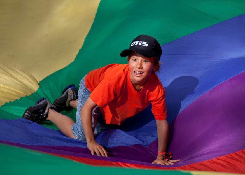KidzKlub Australia - Parachute Fun