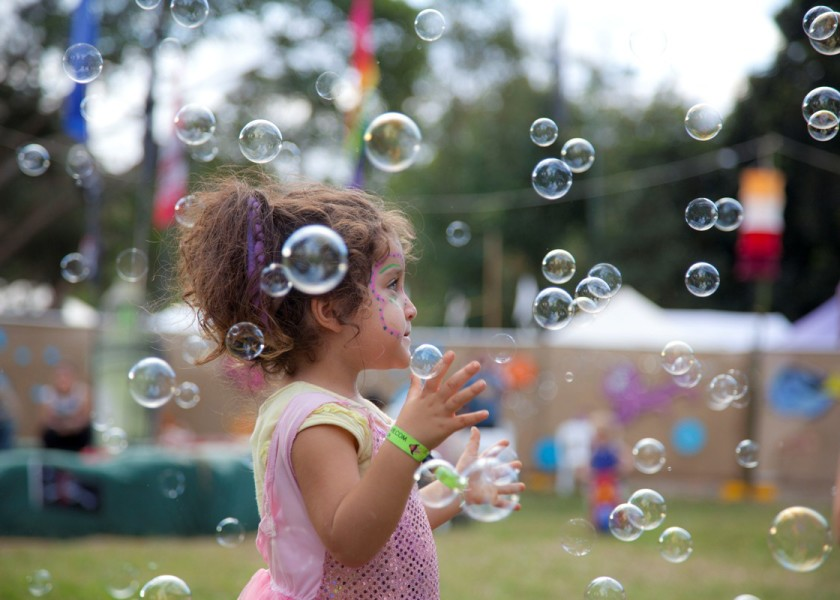 KidzKlub Australia - Bubble Fun