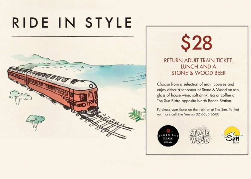 Ride In Style - Special Offer - Return Ticket & Lunch