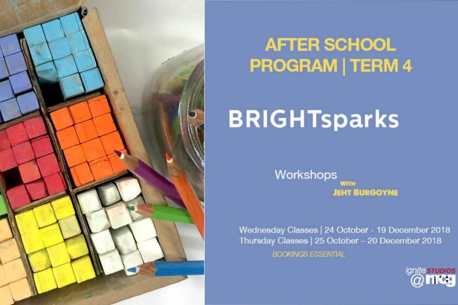 Bright Sparks - After School Art Program @ NRCG Ballina