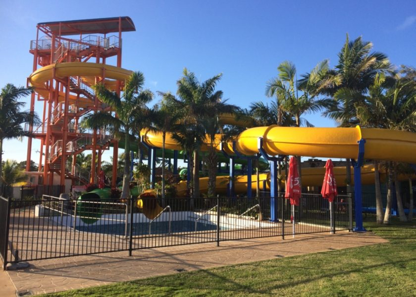 Ballina Pool and Waterslide - Waterslide