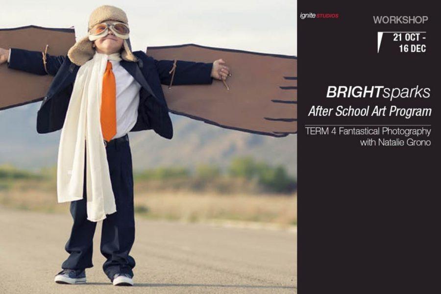 Bright Sparks After School Art Program - Term 4 2020