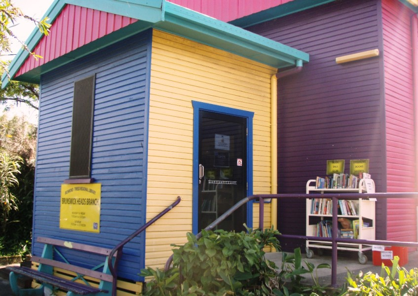 Brunswick Heads Library