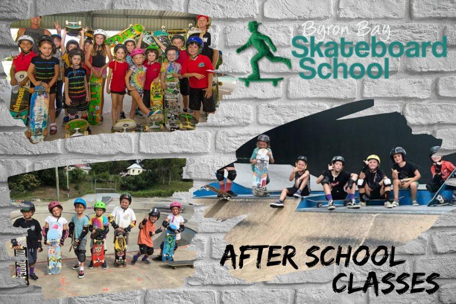 Byron Bay Skateboard School - After School lessons