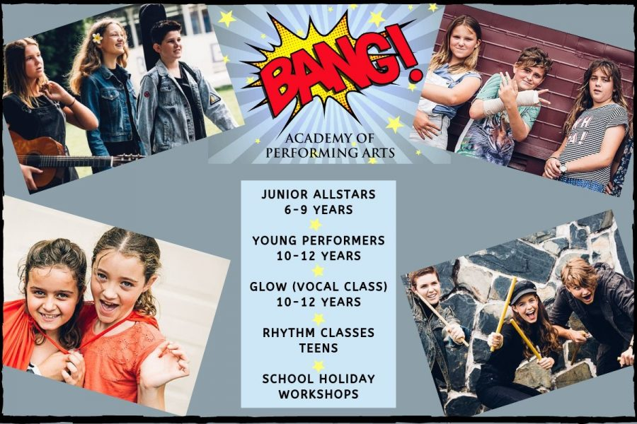 BANG Academy of Performing Arts- Drama Classes for kids in Bangalow NSW