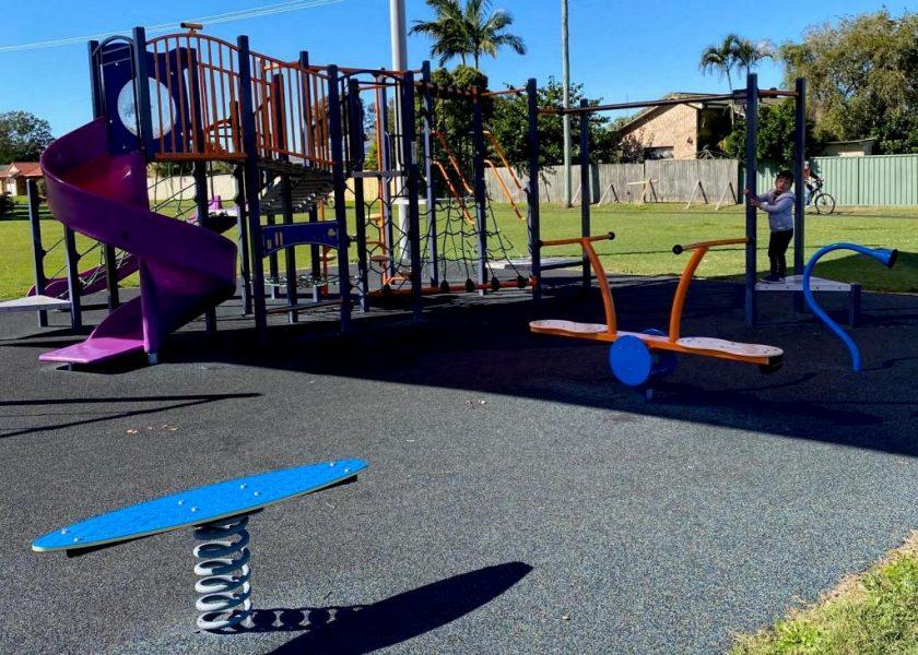 Porter Park Playground, West Ballina