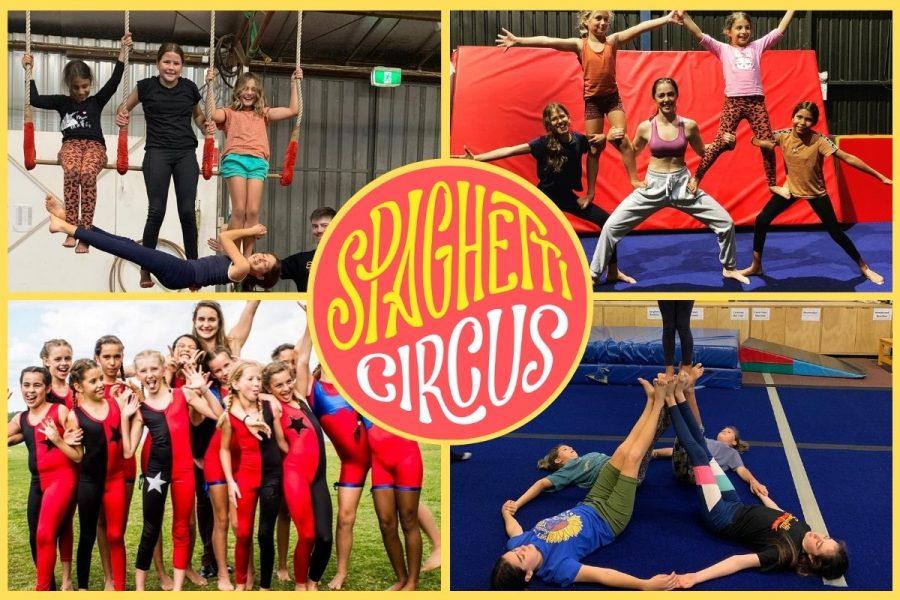 Spaghetti Circus - Kids Circus Classes