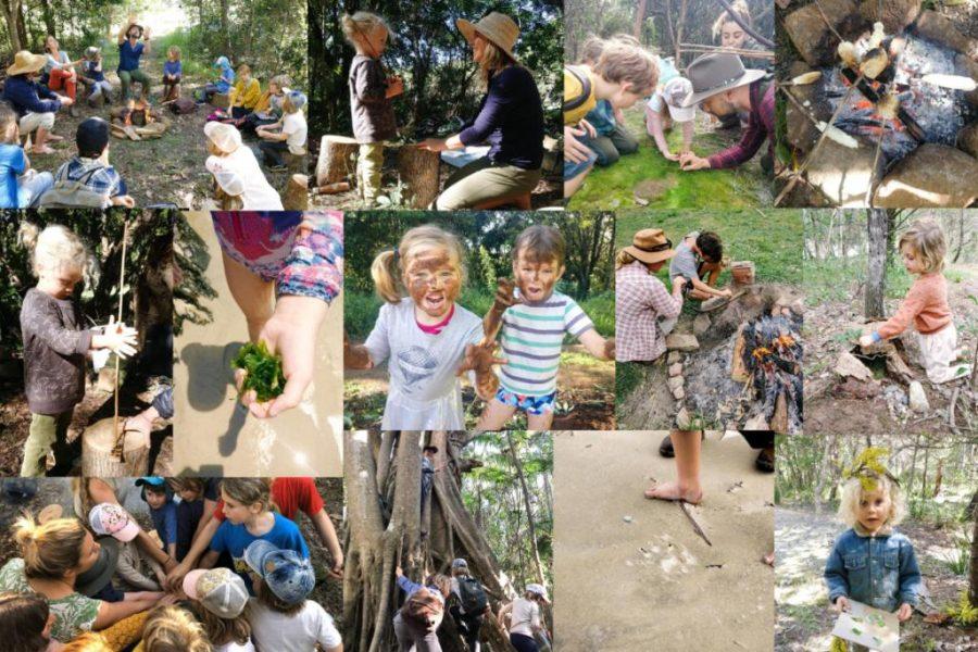 Wildsong - Wild Kids Bush Program, Broken Head