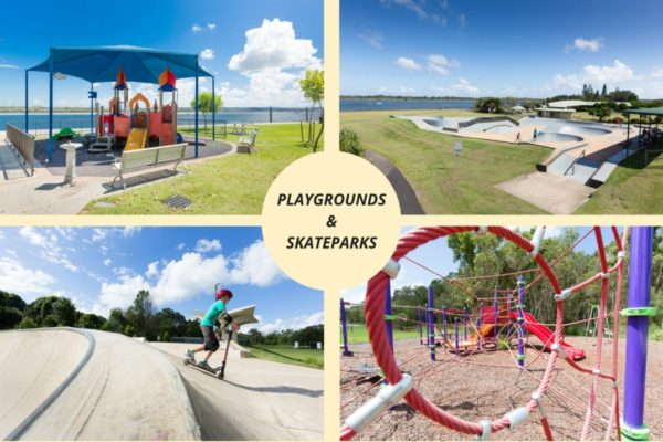 Playgrounds & Skateparks in Byron and Ballina Shires