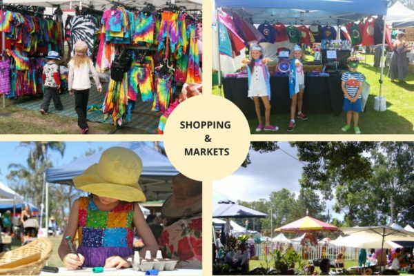 Kid-related Shopping and Markets in Byron and Ballina Shires