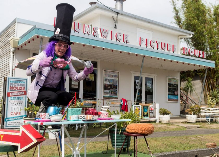 Mad Hatter's Tea Party at Brunswick Picture House