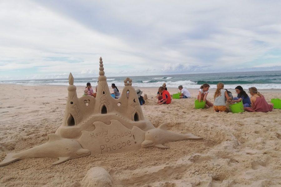 Sandology - Kids Birthday Party Sand Sculpture & creations