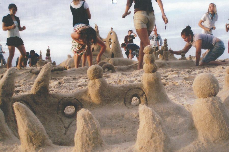 Sandology - Kids Sand Sculpture Workshop