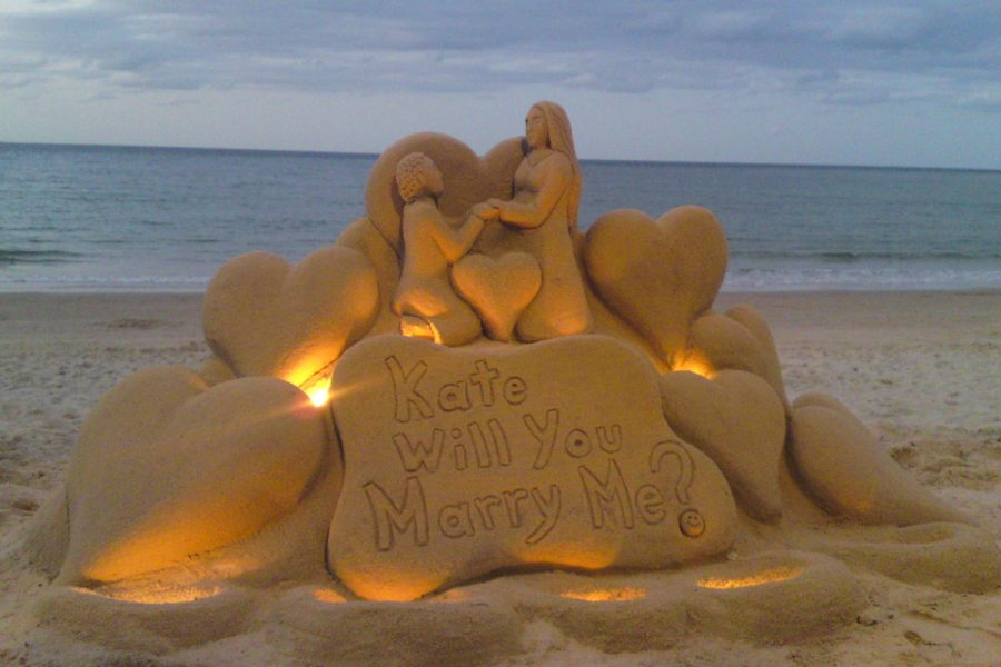 Sandology - Sand Sculpture - proposal