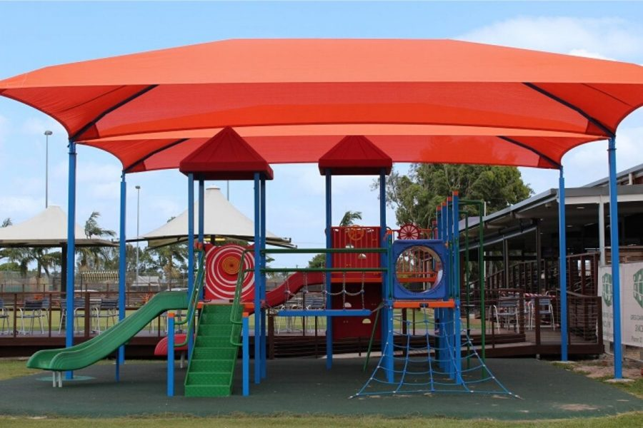 Cherry Street Sports Outdoor Play Area