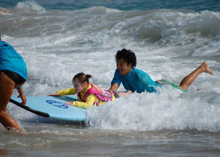 Disabled Surfers Association - FREE EVENT - Clarkes Beach, Byron Bay