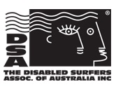 Disabled Surfers Association Logo