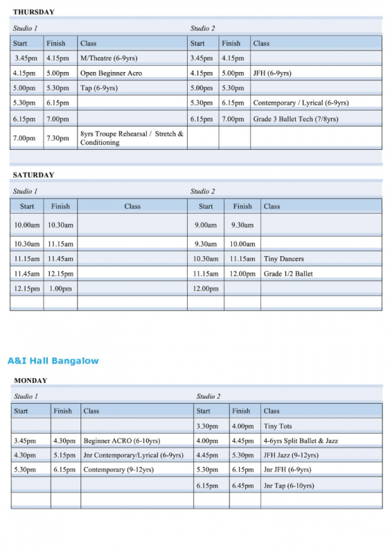 Dance Lab Term 1 Timetable 2019 pg 2