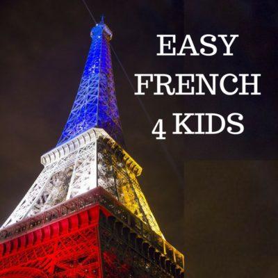Easy French 4 Kids Logo