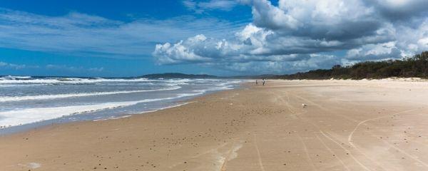 Tallows Beach, Byron Bay