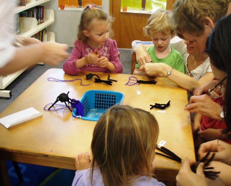Mullumbimby Storytime at the library
