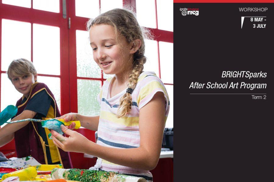 Bright Sparks After School Art Program Term 2 2019, Ballina