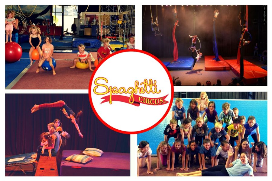 Spaghetti Circus - Kids Classes