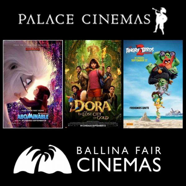 Palace Cinema & Ballina Fair - Family Friendly Movies