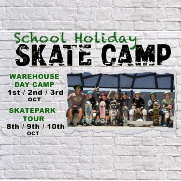 Byron Bay Skateboard School Holiday Day Camps