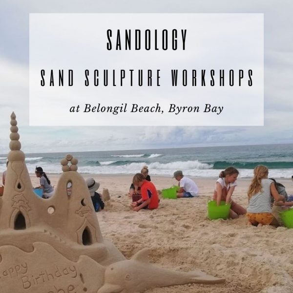 Sandology Sand Sculpture Workshops