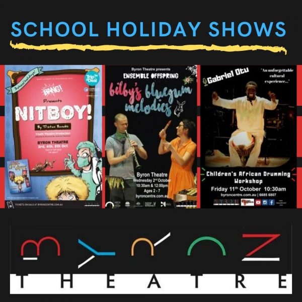 Byron Theatre School Holiday Shows
