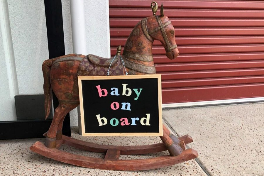 Baby HQ Byron Bay - Rocking Horse