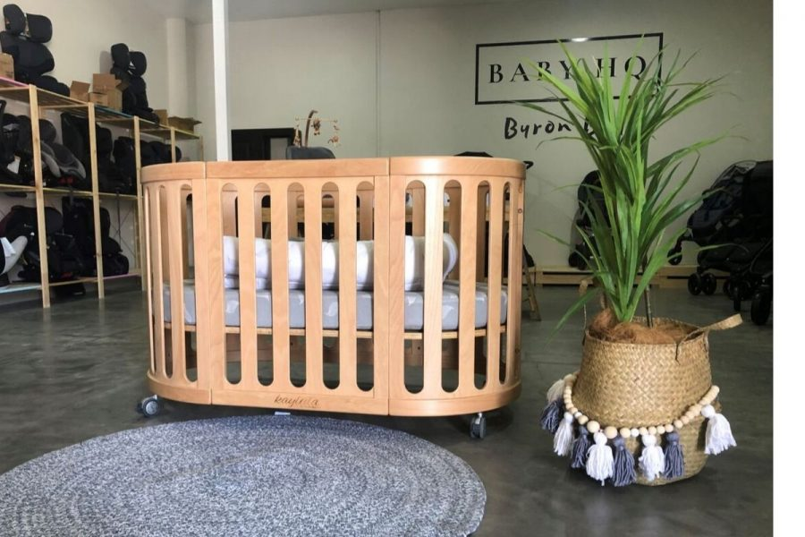 Baby HQ, Byron Bay - Crib