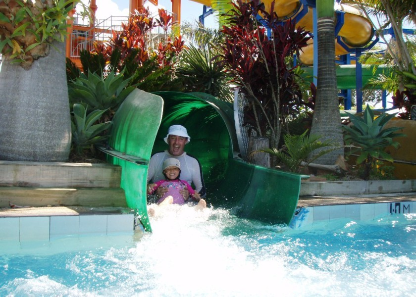 Ballina Pool and Waterslide