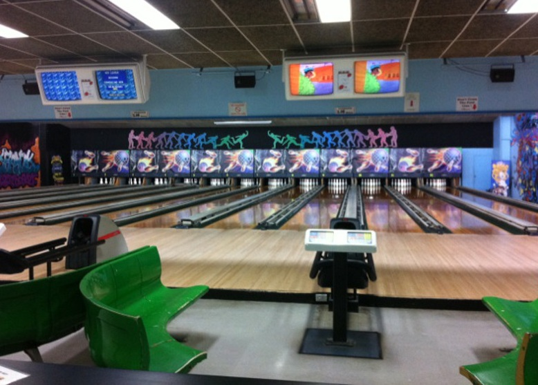 Ballina Tenpin Bowl - Lanes
