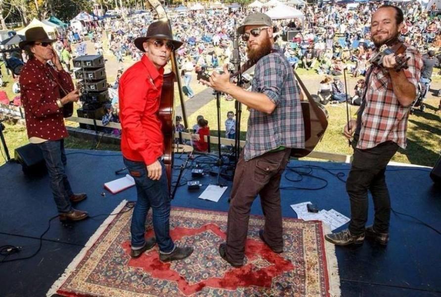 Bangalow BBQ & Bluegrass Festival