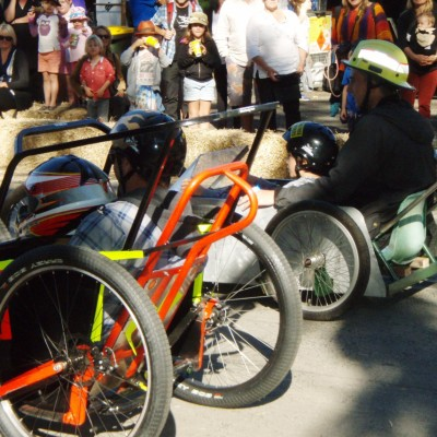 Bangalow Billy Cart Derby - Parent & Child Race