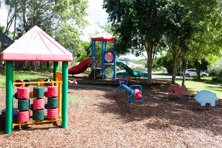 Leopardwood Crescent Playground