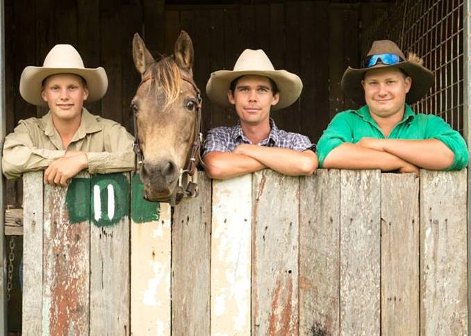 The Bangalow Show - Stables
