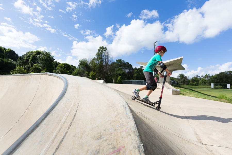 Bangalow Skatepark