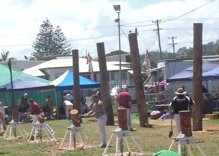 Festival of the Fish 'n' Chips & Wood Chop Carnival