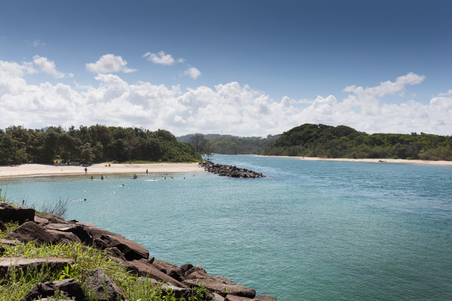 Torakina Beach, Brunswick Heads