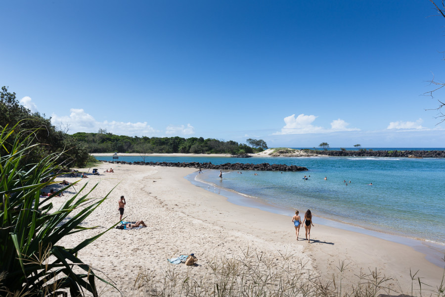 Torakina Beach, Brunswick Heads