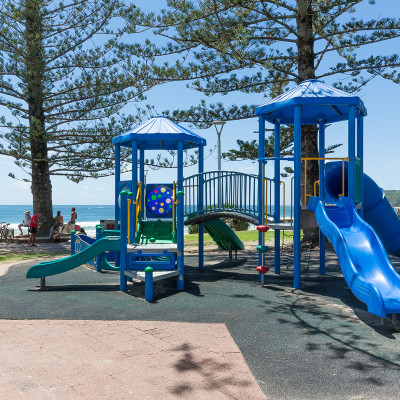 Apex Park, Main Beach