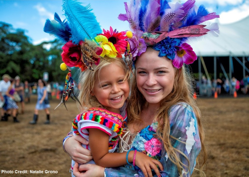 Byron Bay Bluesfest - photo credit Natalie Grono
