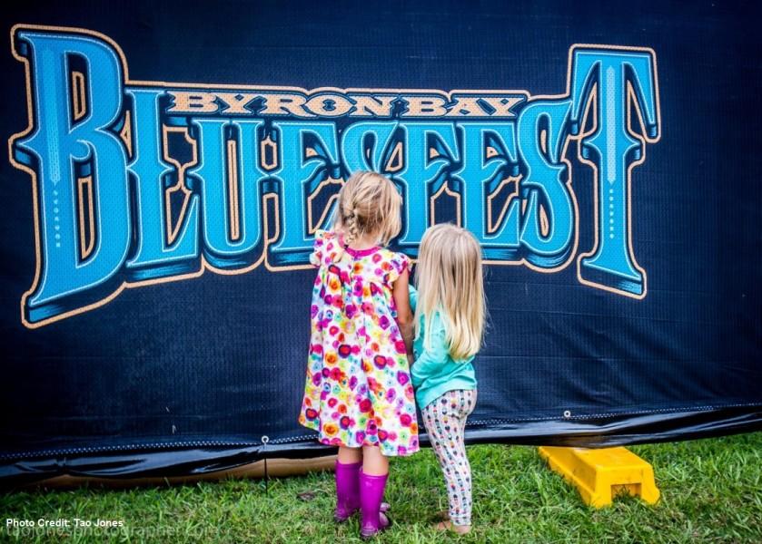 Byron Bay Bluesfest - photo credit Tao Jones