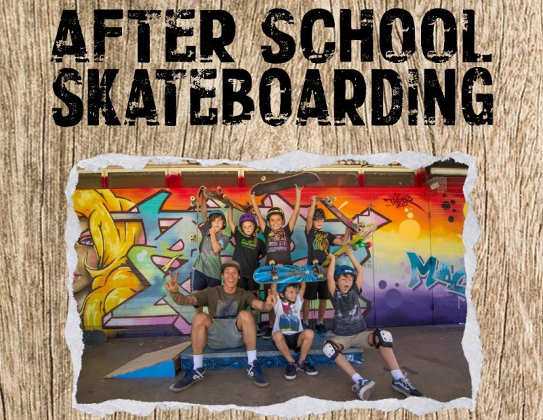 Byron Bay Skateboard School - After School lessons