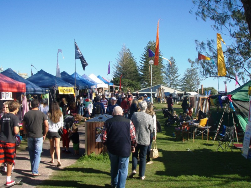 Byron Bay Beachside Market