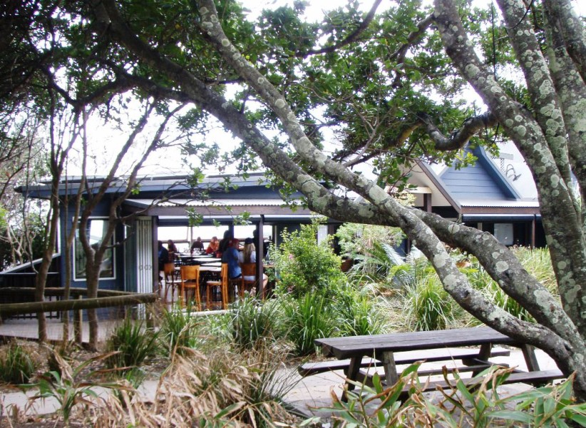 Clarkes Beach Cafe